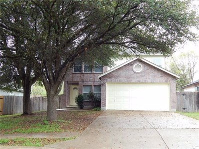 1507 ALAZAN Cv, Round Rock, TX 78664 - MLS##: 3797471