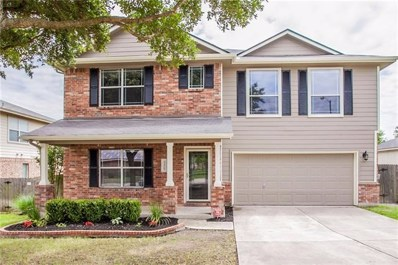 3325 Covered Wagon Trl, Round Rock, TX 78665 - MLS##: 3826696
