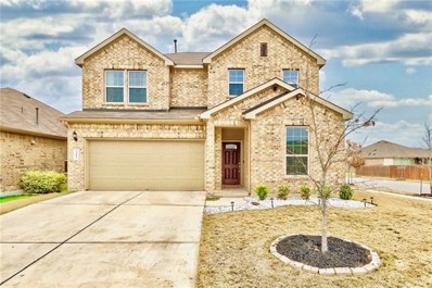 301 Methodius Dr, Hutto, TX 78634 - MLS##: 3930795