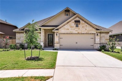 7616 Lombardy Loop, Round Rock, TX 78665 - MLS##: 4001269