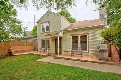 2612 Jefferson Street UNIT A, Austin, TX 78703 - #: 4054990