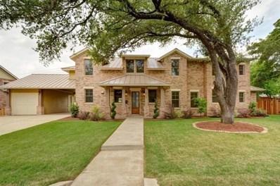 3412 Happy Hollow Lane, Austin, TX 78703 - #: 4070074