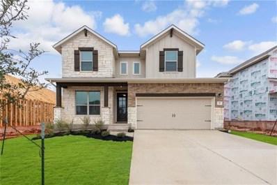 313 CLEAR FORK Loop, Liberty Hill, TX 78642 - MLS##: 4077459