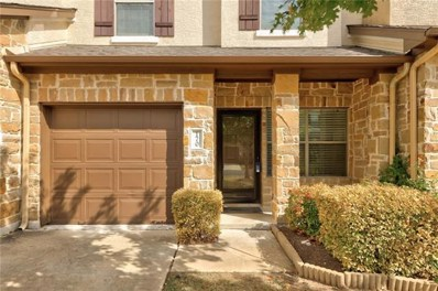 1900 Little Elm Trl UNIT 170, Cedar Park, TX 78613 - MLS##: 4134472