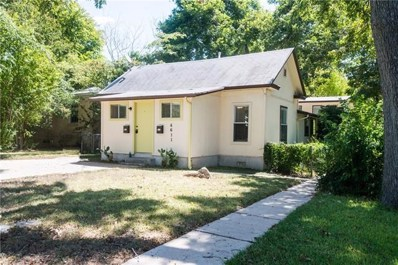 4611 Avenue H, Austin, TX 78751 - MLS##: 4185251