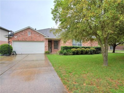 1556 JERUSALEM Dr, Round Rock, TX 78664 - MLS##: 4241077