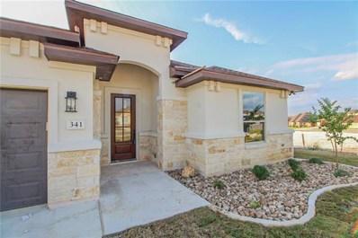 341 western sky Trl, Jarrell, TX 76537 - MLS##: 4338195