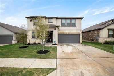 1329 E Eagle Ray St W, Leander, TX 78641 - MLS##: 4370207