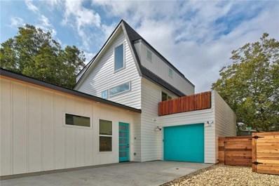 1110 Ebert Ave UNIT B, Austin, TX 78721 - MLS##: 4391662
