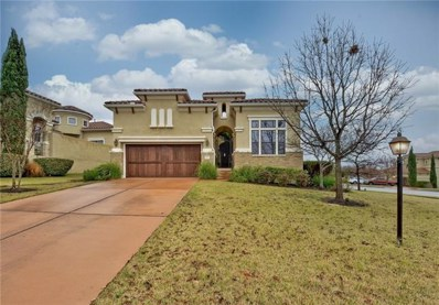 102 Reflection Bay Ct, Lakeway, TX 78738 - MLS##: 4394900