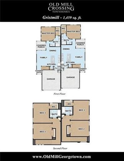 369 Madison Oaks Avenue UNIT 4A, Georgetown, TX 78626 - #: 4431913