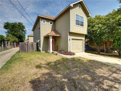 7214 Bethune Avenue UNIT A, Austin, TX 78752 - #: 4450139