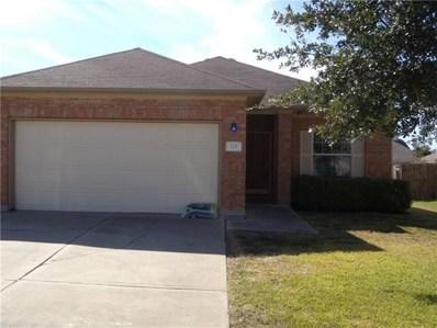 125 Almquist St, Hutto, TX 78634 - MLS##: 4510488