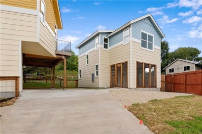 1317 Fort Branch UNIT B, Austin, TX 78721 - #: 4519651