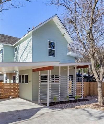 602 W Odell St UNIT B, Austin, TX 78752 - MLS##: 4546305