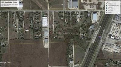 175 Sandoval St, Buda, TX 78610 - MLS##: 4573875