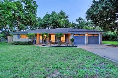 809 Newport Ave, Austin, TX 78753 - #: 4580217