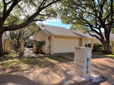 8121 Raintree Pl, Austin, TX 78759 - MLS##: 4653721