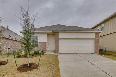 17312 Borromeo Ave, Pflugerville, TX 78660 - MLS##: 4702127