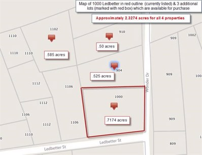 1000 Ledbetter St, Round Rock, TX 78681 - MLS##: 4717115