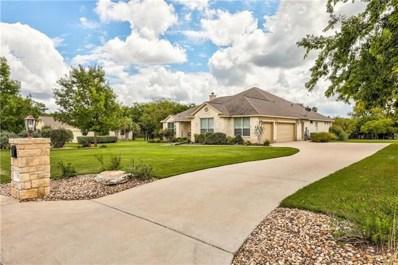 112 Walnut Tree Loop, Georgetown, TX 78633 - #: 4758534