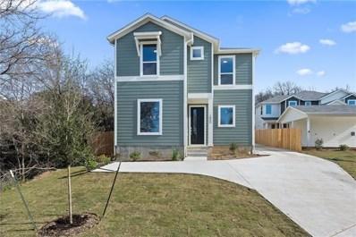 1900 Bunche Rd UNIT 1, Austin, TX 78721 - MLS##: 4774137