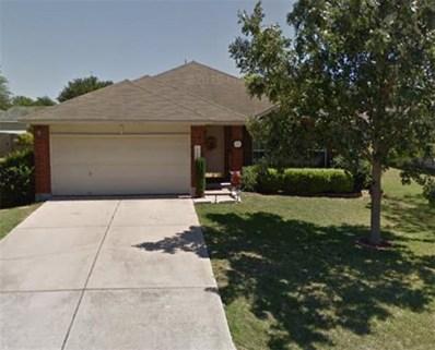 1280 HALEYS WAY Dr, Buda, TX 78610 - MLS##: 4780766