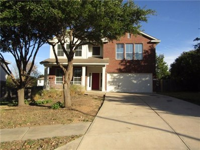 1513 Fort Lloyd Pl, Round Rock, TX 78665 - MLS##: 4782057
