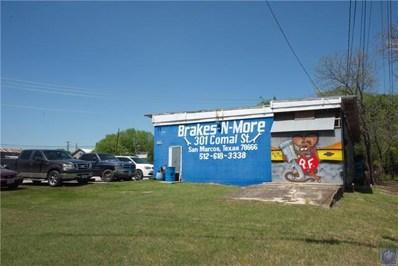 301 Comal Street, San Marcos, TX 78666 - #: 4810706