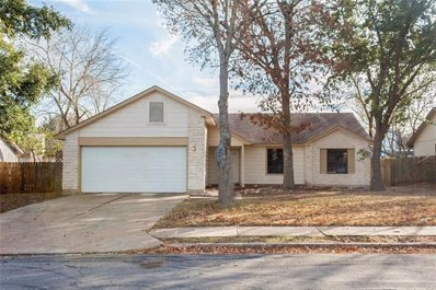 1807 Prairie Star Ln, Round Rock, TX 78664 - MLS##: 4830981