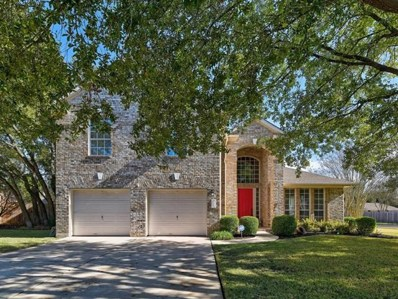 1305 Crimson Clover Ct, Round Rock, TX 78665 - MLS##: 4854149