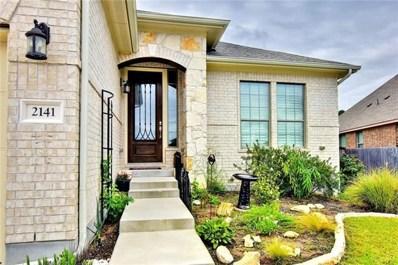 2141 Granite Hill Drive, Leander, TX 78641 - #: 4899467