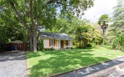 4710 Rowena Avenue, Austin, TX 78751 - #: 4932888