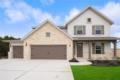 2816 Painted Sky Bnd, Leander, TX 78641 - MLS##: 4946472