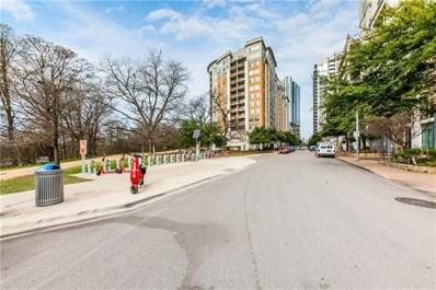 54 Rainey St UNIT 809, Austin, TX 78701 - MLS##: 4997837