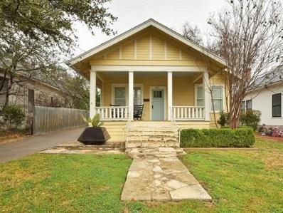 1011 Blanco St, Austin, TX 78703 - MLS##: 5058433