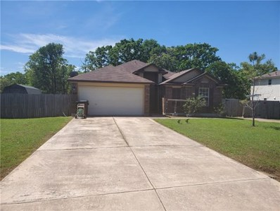 126 Martin Crossing Dr, Cedar Creek, TX 78612 - MLS##: 5076531
