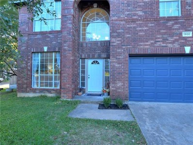 1900 Chaparral Dr, Round Rock, TX 78681 - MLS##: 5229738
