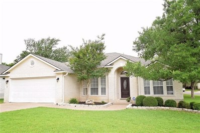 827 Wagon Wheel Trl, Georgetown, TX 78628 - #: 5250611