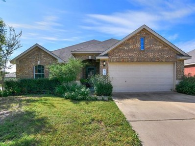 418 PEACEFUL HAVEN Way, Hutto, TX 78634 - #: 5263880