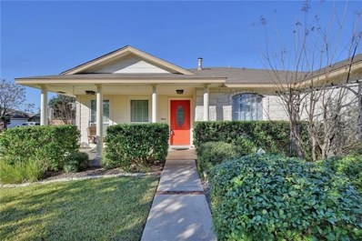2200 Butler Way, Round Rock, TX 78665 - MLS##: 5310980