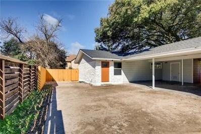 4908 Rowena #B Ave UNIT B, Austin, TX 78751 - MLS##: 5327160