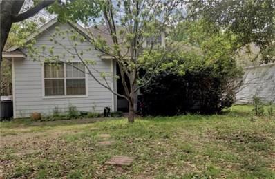 1602 19th St, Georgetown, TX 78626 - #: 5337143