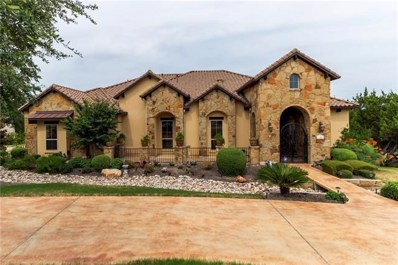 301 Bella Montagna Circle, Austin, TX 78734 - #: 5412573