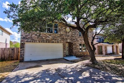 1800 Ruthie Run, Cedar Park, TX 78613 - MLS##: 5479818