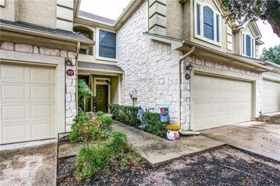 3300 Forest Creek Dr UNIT 38, Round Rock, TX 78664 - MLS##: 5481377