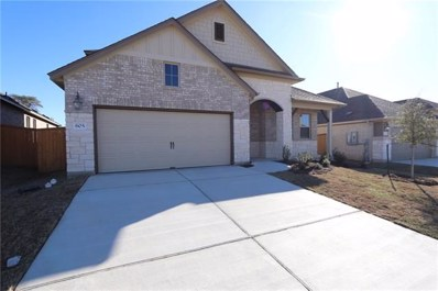 605 Coyote Creek Way, Kyle, TX 78640 - MLS##: 5744986