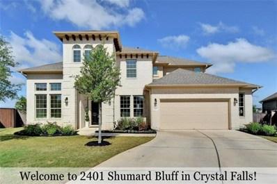 2401 Shumard Bluff Dr, Leander, TX 78641 - #: 5751617