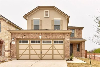 2950 E Old Settlers Blvd UNIT 41, Round Rock, TX 78665 - #: 5856795