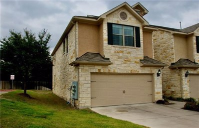 700 Mandarin Flyway UNIT 1201, Cedar Park, TX 78613 - MLS##: 5859763